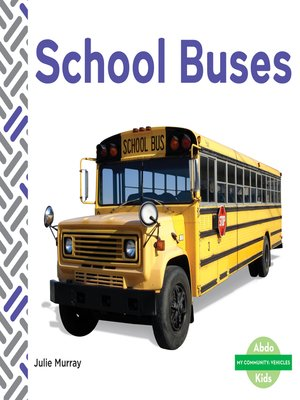 cover image of School Buses