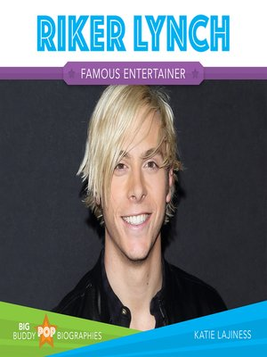 cover image of Riker Lynch