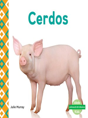 cover image of Cerdos (Pigs)