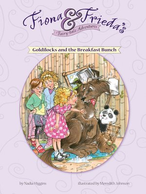 cover image of Goldilocks and the Breakfast Bunch