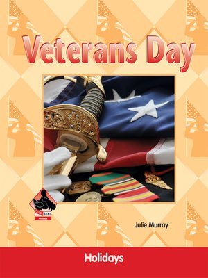 cover image of Veterans Day