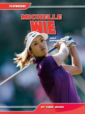 cover image of Michelle Wie