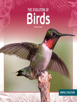 cover image of The Evolution of Birds