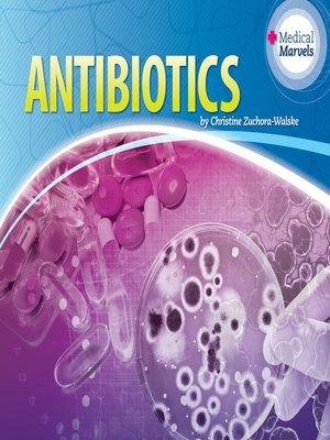 cover image of Antibiotics