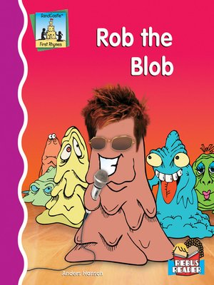 cover image of Rob the Blob