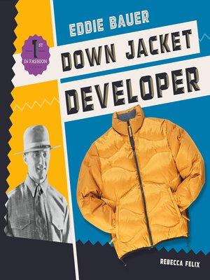 cover image of Eddie Bauer: Down Jacket Developer