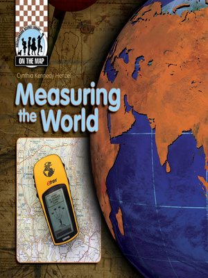 cover image of Measuring the World