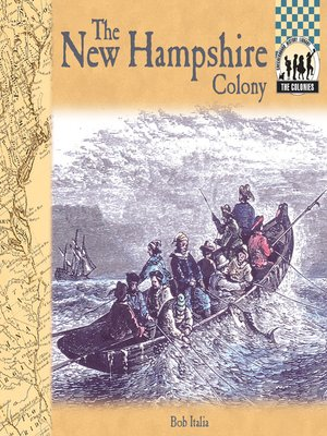cover image of New Hampshire Colony