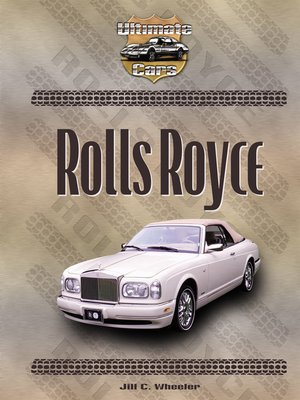 cover image of Rolls Royce