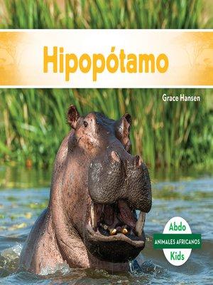 cover image of Hipopótamo (Hippopotamus)