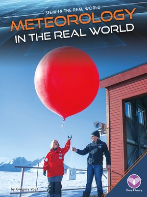 cover image of Meteorology in the Real World