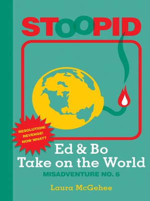 cover image of Ed & Bo Take on the World