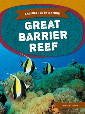 cover image of Great Barrier Reef