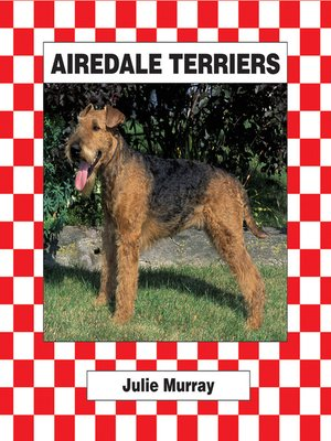 cover image of Airedale Terriers