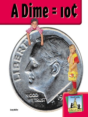 cover image of Dime = 10¢