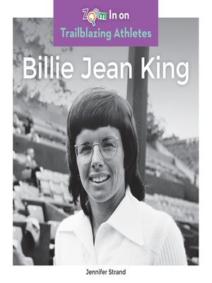 cover image of Billie Jean King
