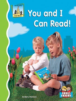 cover image of You and I Can Read!