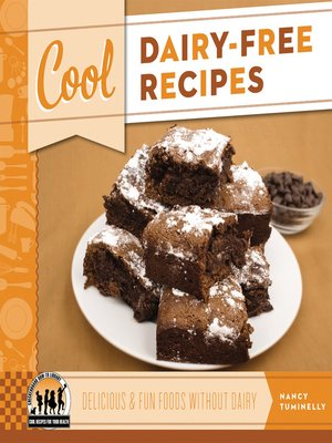 cover image of Cool Dairy-Free Recipes