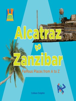 cover image of Alcatraz to Zanzibar