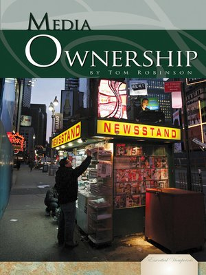 cover image of Media Ownership