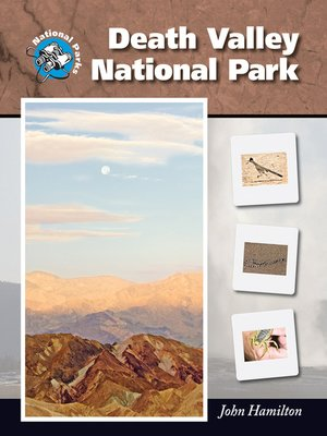 cover image of Death Valley National Park