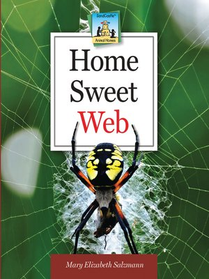 cover image of Home Sweet Web