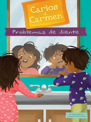 cover image of Problemas de diente (Tooth Trouble)