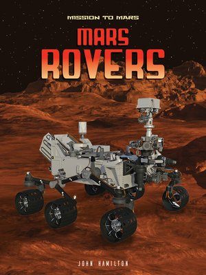 cover image of Mars Rovers