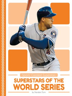 cover image of Superstars of the World Series