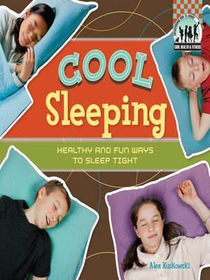 cover image of Cool Sleeping