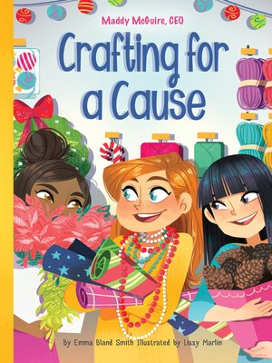 cover image of Crafting For a Cause