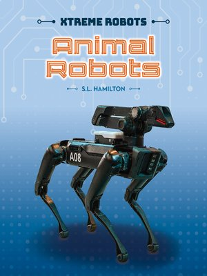 cover image of Animal Robots