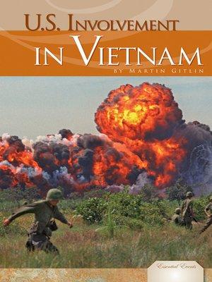 cover image of U.S. Involvement in Vietnam