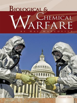 cover image of Biological & Chemical Warfare