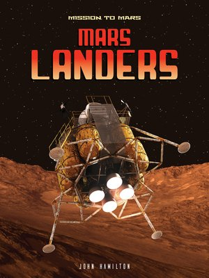 cover image of Mars Landers