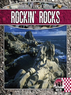 cover image of Rockin' Rocks