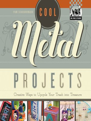 cover image of Cool Metal Projects