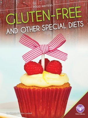 cover image of Gluten-Free and Other Special Diets