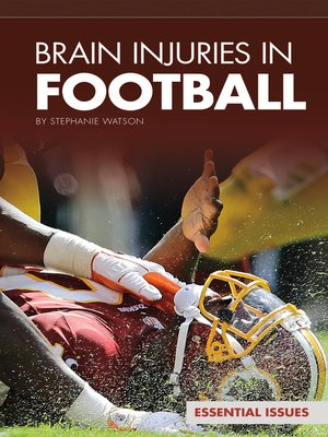 cover image of Brain Injuries in Football