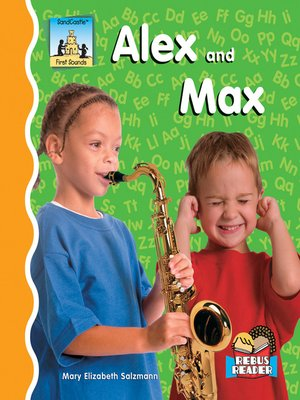 cover image of Alex and Max