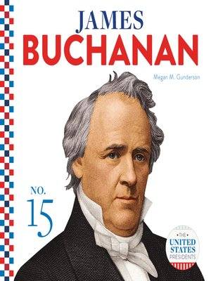 cover image of James Buchanan