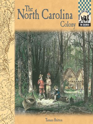 cover image of North Carolina Colony