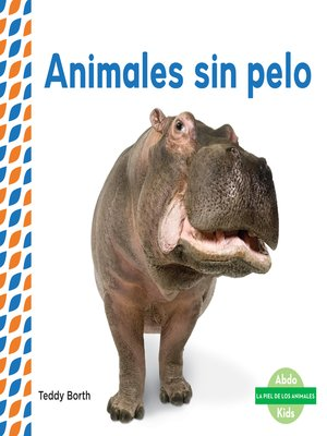 cover image of Animales sin pelo (Hairless Animals )