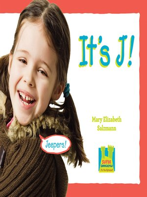 cover image of It's J!