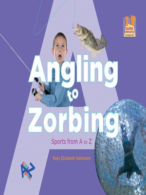 cover image of Angling to Zorbing