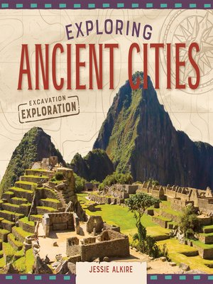 cover image of Exploring Ancient Cities