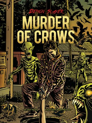 cover image of Murder of Crows