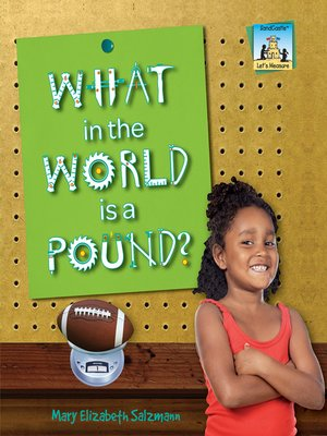 cover image of What in the World is a Pound?