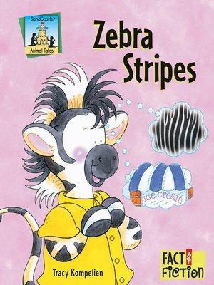 cover image of Zebra Stripes
