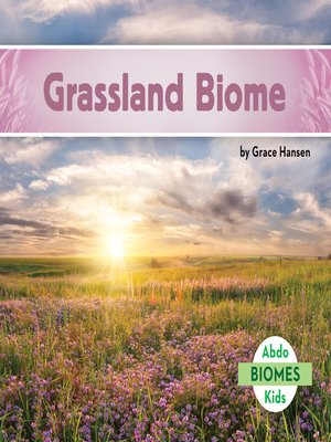 cover image of Grassland Biome